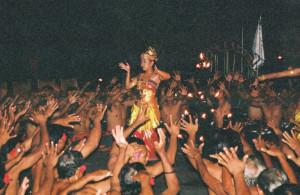 Tarian Sakral di Bali